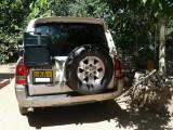 Mitsubishi Montero 2004 Jeep
