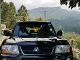 Mitsubishi Montero 2006 Jeep