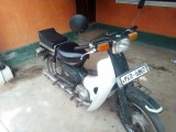 Loncin Dido 90 2015 Motorcycle