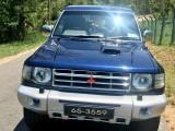 Mitsubishi pajero intercooler 1999 1999 Jeep