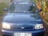 Nissan March K11 2000 Car