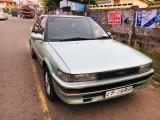 Toyota Sprinter Cielo 1990 Car