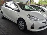 Toyota NHP 10 2013 Car