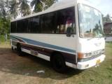 Hino Izuzu Hino Rainbow Bus 1993 Bus