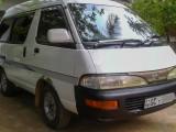 Toyota Townace 1995 Van