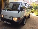 Nissan Vanette DX Flat Roof 1986 Van