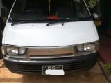Toyota Cr27 Townace 1992 Van