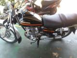 Honda Cm125T 2000 Motorcycle