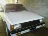 Mitsubishi lancer box 1981 Car