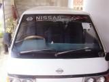 Nissan Cherry vanette 1984 Van