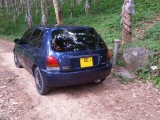 Toyota starlet 2000 Car