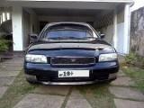 Nissan Bluebird 1991 Car