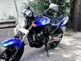 Honda Hornet Chassis 115 2013 Motorcycle