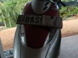 TVS TVS SCOOTY PEPT 2013 Motorcycle