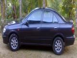 Nissan Sunny N16 Super Saloon 2001 Car