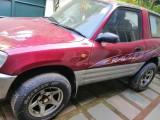 Toyota Rav4 1996 Jeep