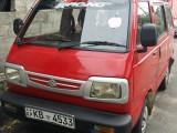 Suzuki Omini E 2006 Van