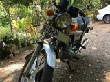 Honda Cb125t 2007 Motorcycle