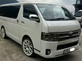 Toyota KDH 200 PETROL SUPER GL, 2014 Van
