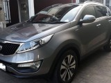 Kia Sportage Diesel Facelift  Orange Package  2013 Jeep