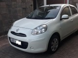 Nissan March K13 Push Start 2010 2013 Car