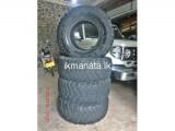 4 Used Yokohama Tyres For Sale