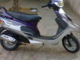 Bajaj scooty pept 2012 Motorcycle