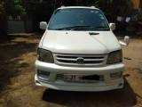 Toyota KR42 2010 Van
