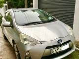 Toyota Aqua 2012 G grade 2012 Car