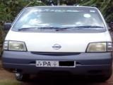 Nissan Vanette 2000 Van