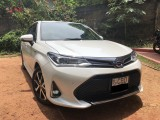 Toyota Axio Hybrid Wxb 2018 2018 Car