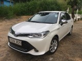 Toyota Axio G grade 2016 Car