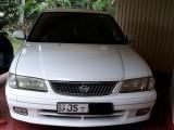 Nissan Sunny FB 15 2001 Car