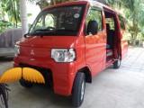 Mitsubishi Minicab MIEV 2015 Van