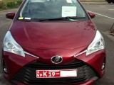 Toyota VITZ SAFETY EDITION 3 2019 Car