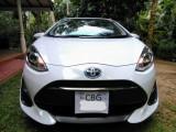 Toyota Aqua 2018 Car