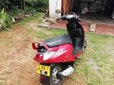 Hero Pleasure 2012 Motorcycle