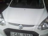 Suzuki Alto 2015 Car