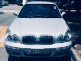 Hyundai sonata H-matic 2001 Car