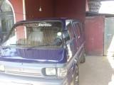 Mazda Bongo 1990 Van