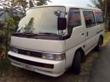 Nissan caravan 1992 Van