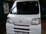 Daihatsu hijet 2011 Van