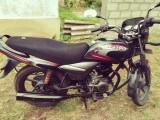 Bajaj platina 2013 Motorcycle