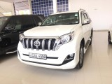 Toyota LAND  CRUISER   PARADO   TX  150 2017 Jeep