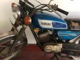 Yamaha Rs125 1996 Motorcycle