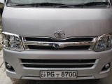 Toyota KDH 2012 Van