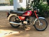 Hero CD 100 1996 Motorcycle