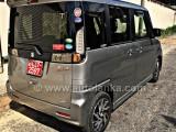 Suzuki Spacia Custom 2016 2016 Car