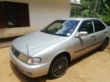 Nissan Sunny Exsaloon B14 1998 Car