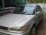 Toyota Corolla 110 1996 Car